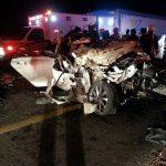 وفاة ثلاثة طلاب حادث مروري مروع .. كانوا يدرسون بنفس الفصل