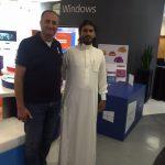 تمديد اتفاقية الشراكة بين شبكة معلمي ومعلمات المملكة ومايكروسوفت