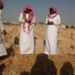 مدير تعليم الرياض يؤدي صلاة الميت على المعلمتين الغامدي والعتيبي وينقل تعازي الوزير