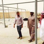 مدير تعليم منطقة مكة المكرمة يقف على المشروعات التعليمية