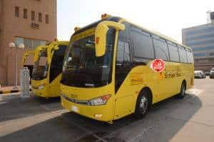 تعليم الشرقية يدشن 167 حافلة مدرسية جديدة ضمن خطط التوسع في نقل الطلاب 11249846_10259046741