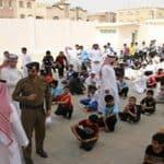 استئناف التعليم في عدد من مدارس النطاق الأحمر بنجران