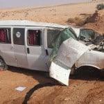إصابة عشر معلمات وأطفالهن إثر حادث مروري في ظهران الجنوب