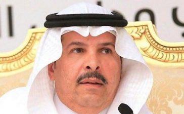 الوهيبي يشكر أمير الرياض بالنيابة ووزير التعليم