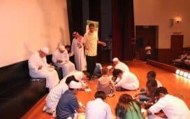 بجيلة ينفذ برنامج التعليم بالترفيه لأطفال داون