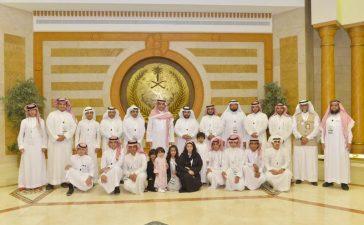 وكيل إمارة مكة يستقبل سفراء حماة الوطن