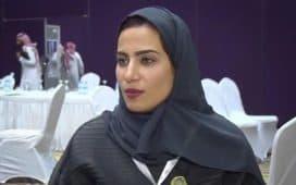 ابتسام الشهري أو سعودية يوكل لها التحدث باسم التعليم