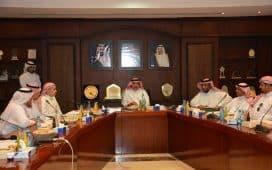 مدير إدارة الرياض يشدد على تفعيل نظام تتبع الحافلات