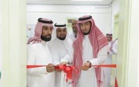 افتتاح مدير تعليم الأفلاج عشر عيادات جديدة بمدارس المحافظة