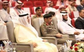 انطلاق أعمال المؤتمر العربي السادس للروبوت بمحافظة الطائف