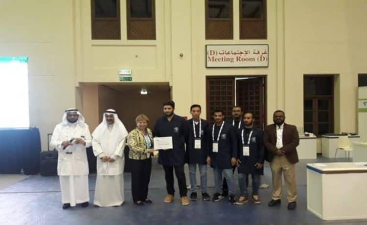 جامعة الملك فيصل تفوز بجائزة التصميم الأكثر إبداعاً