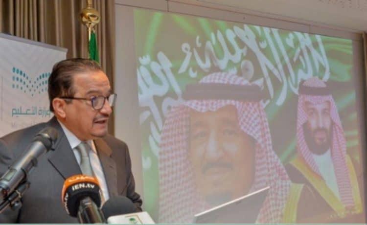 وزير التعليم يشيد بأهمية برنامج خادم الحرمين الشريفين للبعثات الخارجية