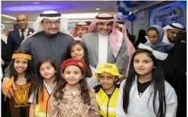 آل الشيخ الروضة الافتراضية تمثل وسيلة تفاعل إيجابية للأطفال من المنازل