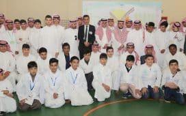 افتتاح مدير تعليم الشمالية معرض أسبوع العربي للكيمياء 2019