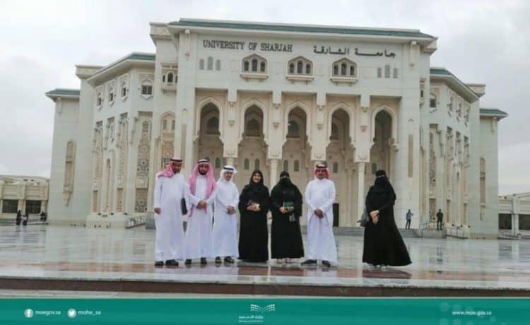 وكيلة التعليم الجامعي الخاص تطلع على التجربة الإماراتية في الاستثمار بالتعليم