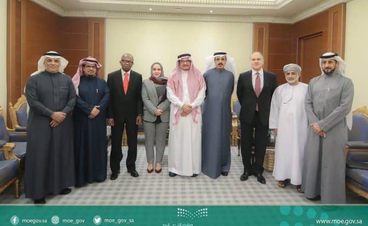 """اختيار السعودية لرئاسة الفريق الدولي للمعلمين في اجتماع """"اليونيسكو الإقليمي"""""""