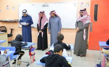 انتظام 72 ألف طالب وطالبة في الاختبارات بإدارة تعليم الجوف