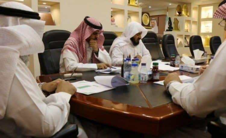 تعليم الطائف تعقد اجتماعاً برئاسة مدير التعليم يتناول مشاركتها بملتقى مكة الثقافي