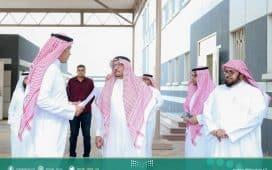 وزير التعليم يزور المدينة المنورة لتفقد عدد من المشروعات التعليمية