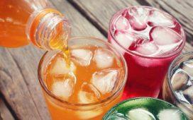 تعد المشروبات الغازيه مثالا على محلول