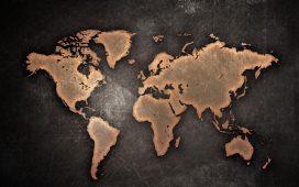 من عناصر الخريطة
