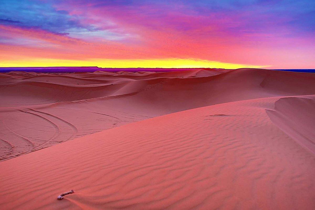 تغطي المناطق الرملية ثلث مساحة المملكة العربية السعودية شبكة معلمي ومعلمات المملكة