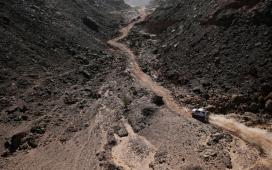 وادي الدواسر يقع شرق نجد، وينتهي عند أول الربع الخالي